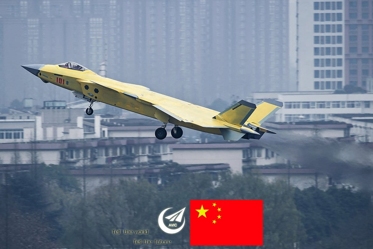 Το Κινεζικό J-20 Stealth Μαχητικό