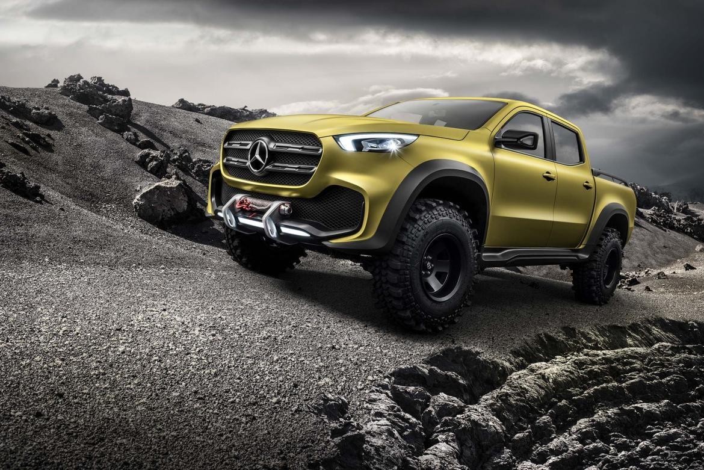 Mercedes-Benz X-Class Pick-up