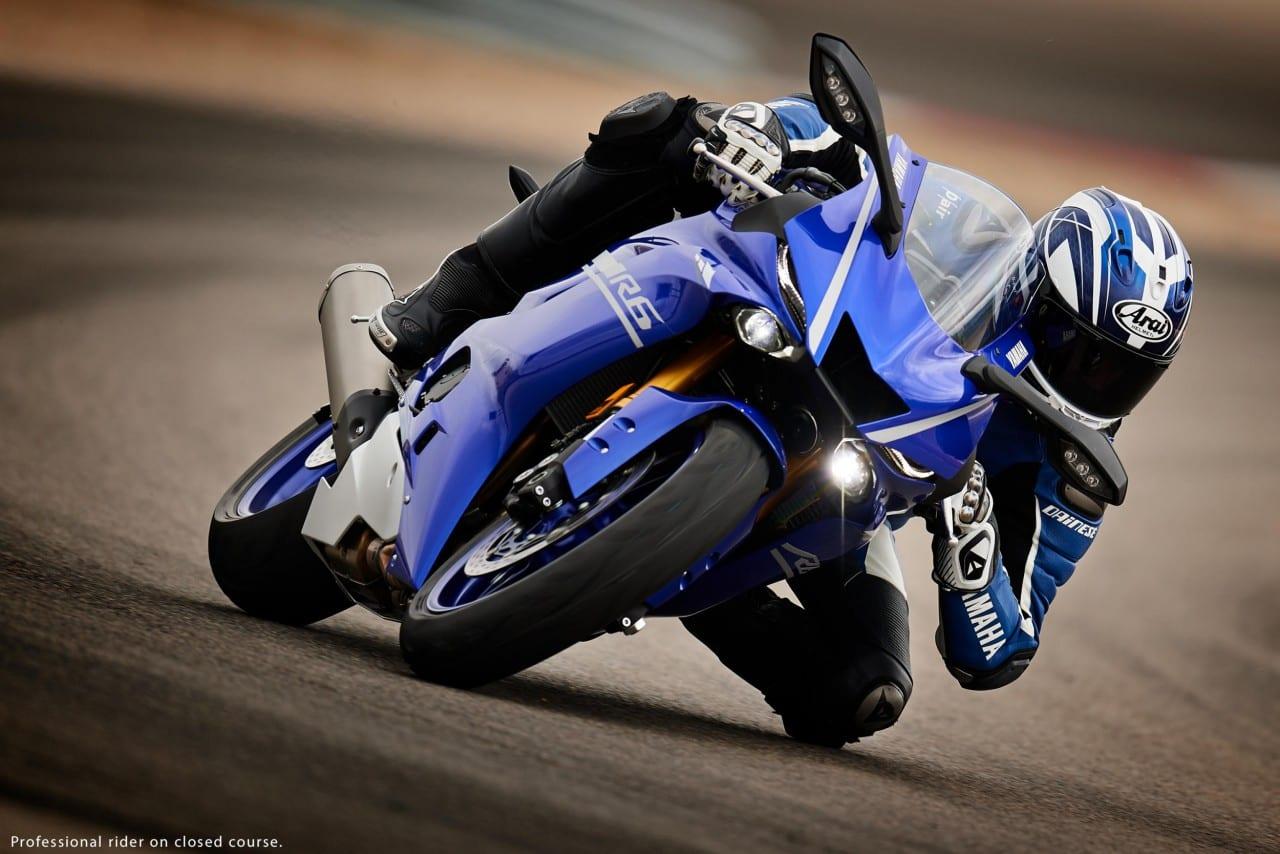 Yamaha 2017 R6