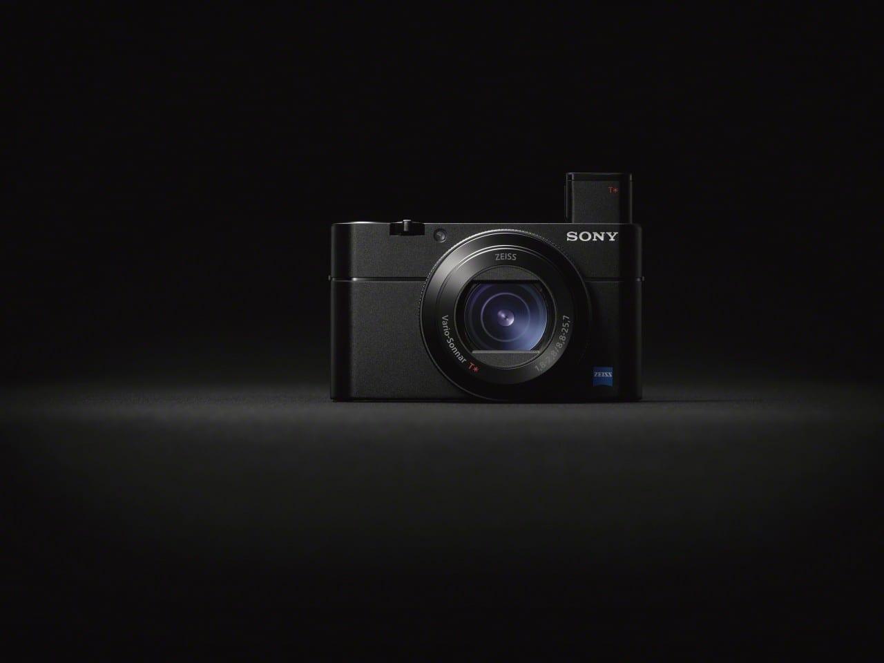 Η επαναστατική compact Sony RX100 V