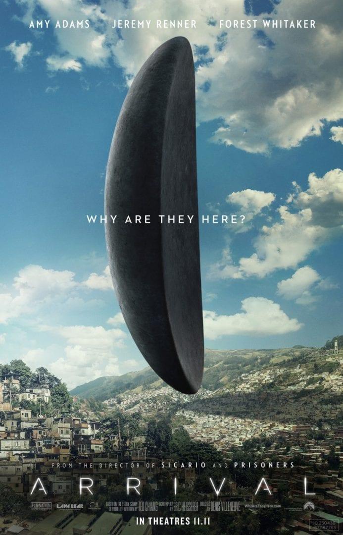 Arrival (2016) – Final Trailer