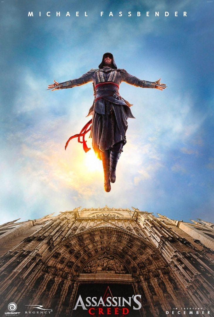 Assassin's Creed – Official Trailer 2