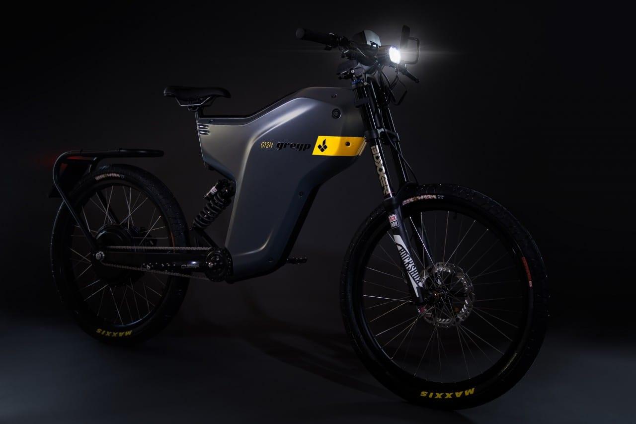 Greyp G12H Electric Bike