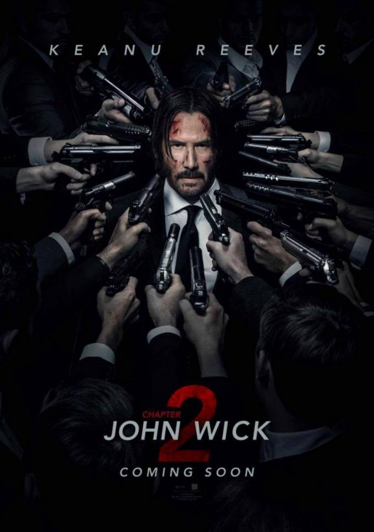 John Wick: Chapter 2 – Official Teaser Trailer