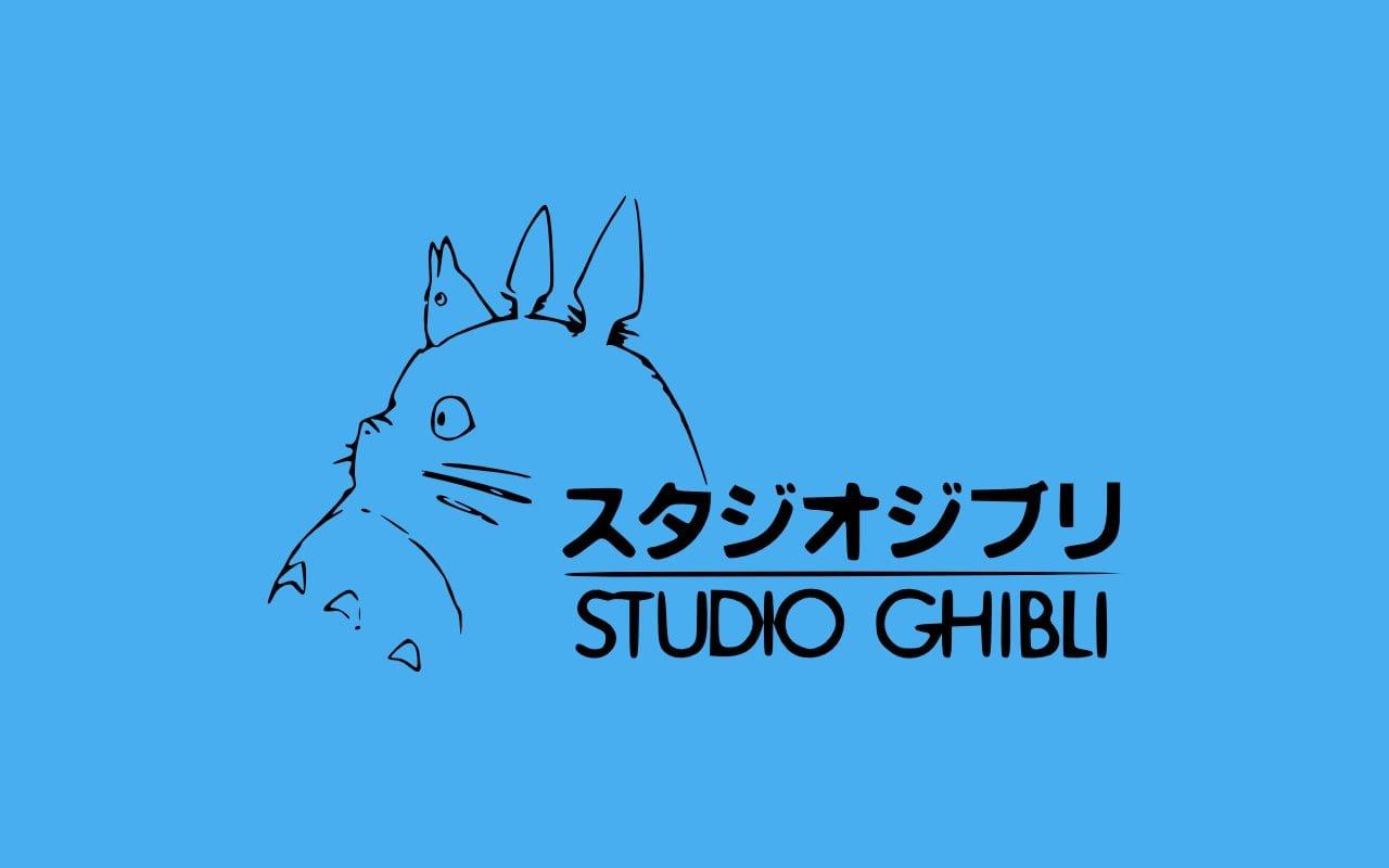 Anime χαρακτήρες του Studio Ghibli σε πραγματικό σκηνικό