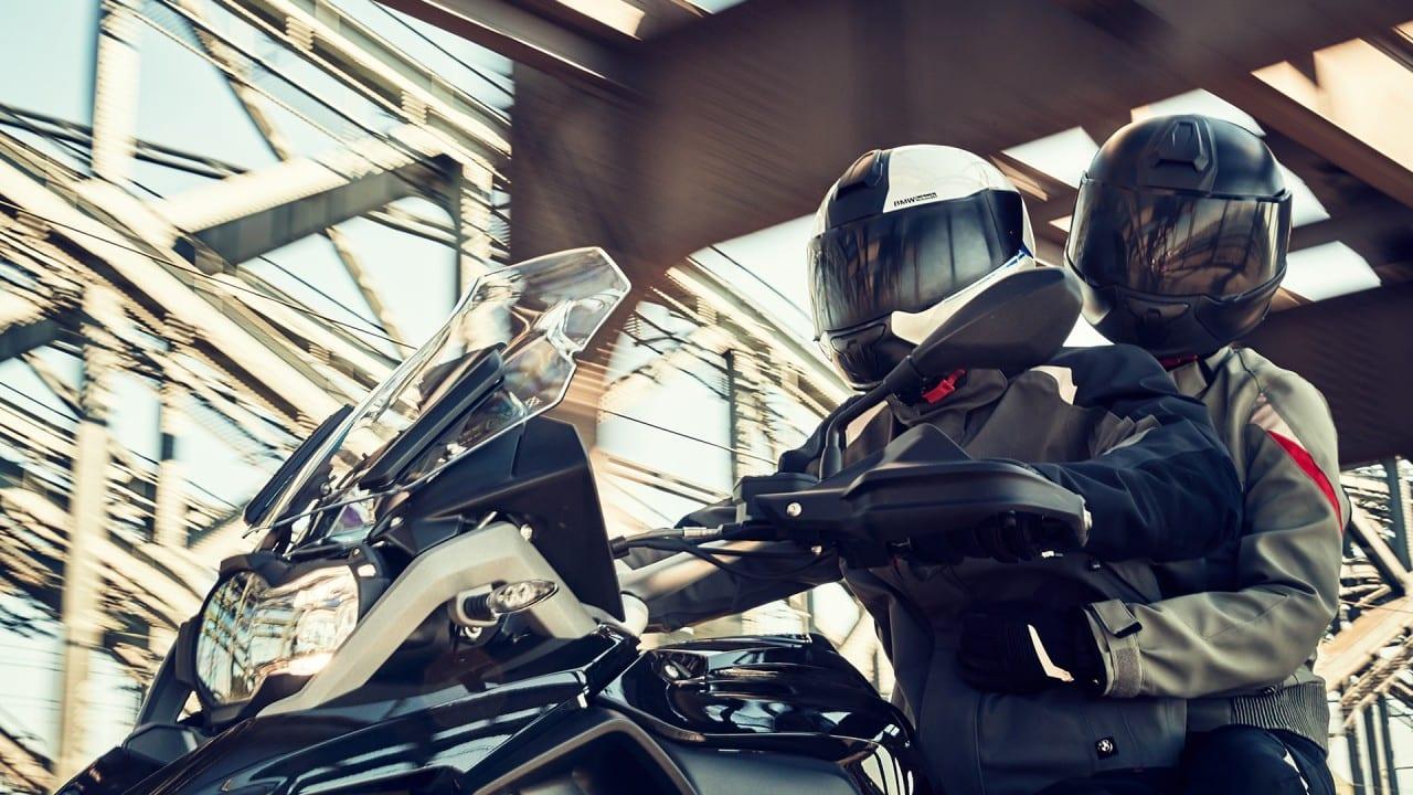 BMW Motorrad System 7 Carbon Κράνος