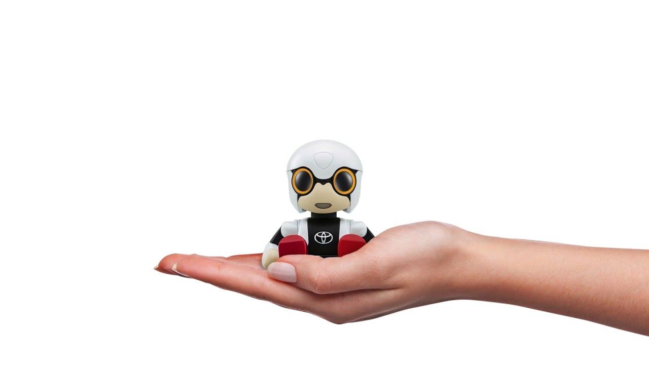 KIROBO mini – Τα 'buddy robot' είναι η επόμενη τρέλα
