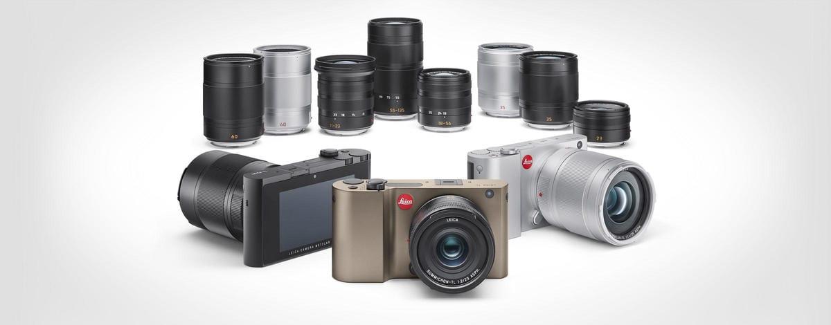 Η νέα Leica TL