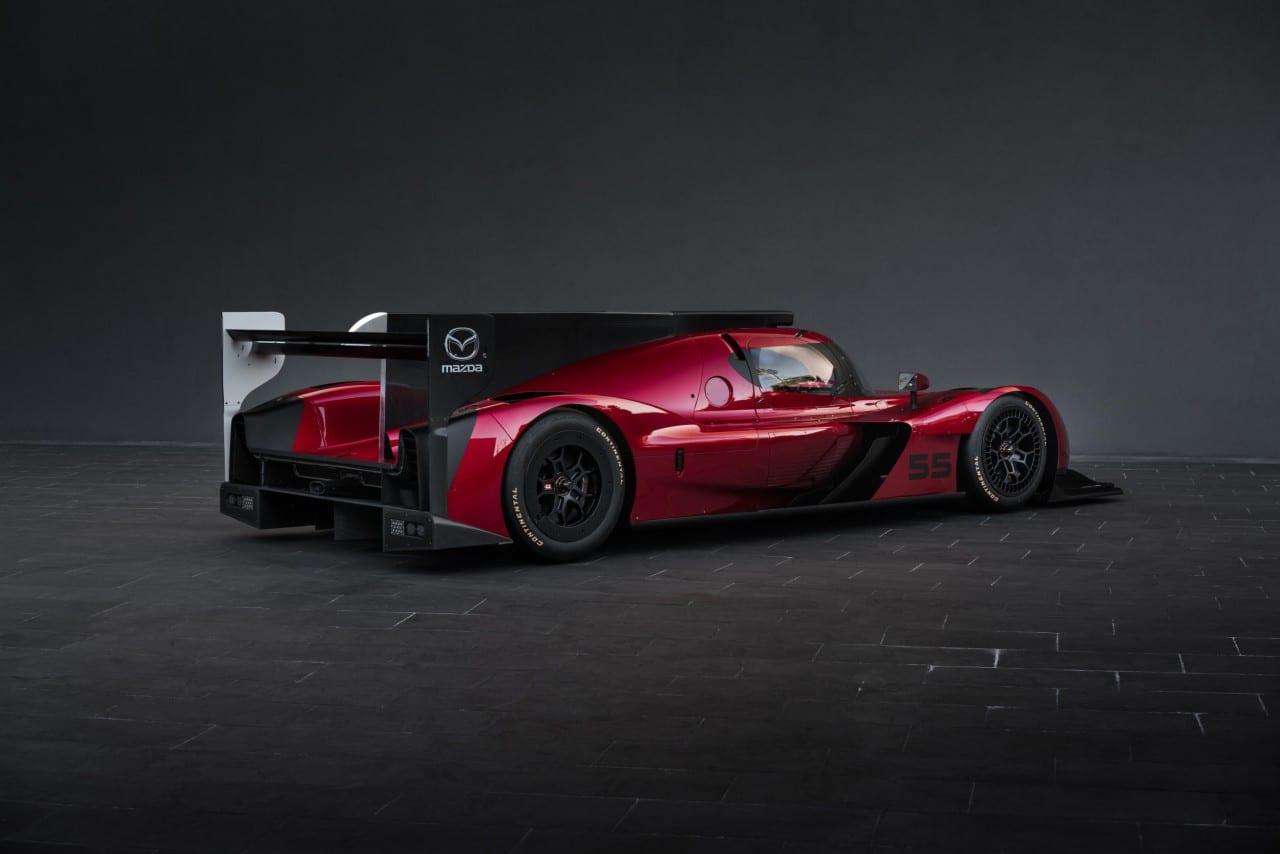 Mazda Daytona Prototype International Prototype