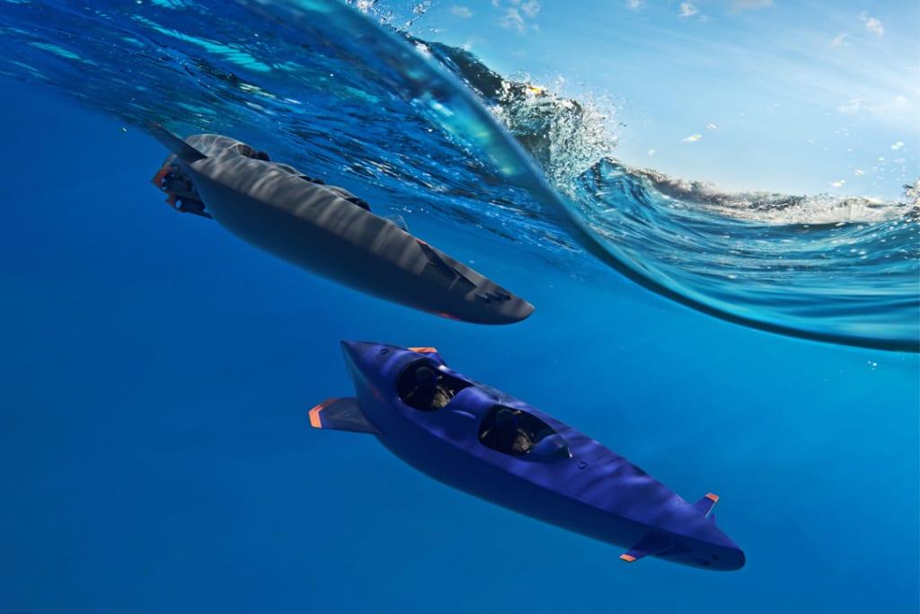 Ortega Submersibles Mk. 1C Submarine
