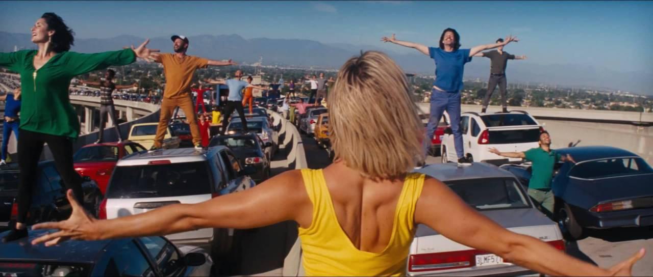 2016 Movie Trailers Mashup