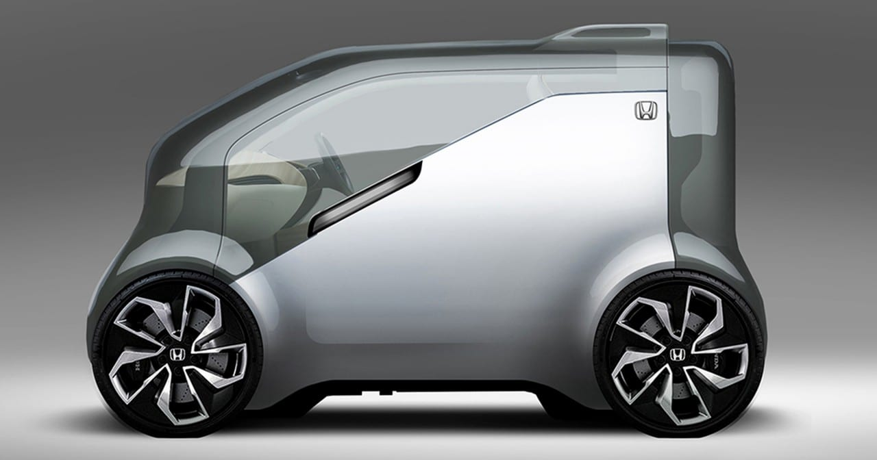 CES 2017 – Honda Cooperative Mobility Ecosystem