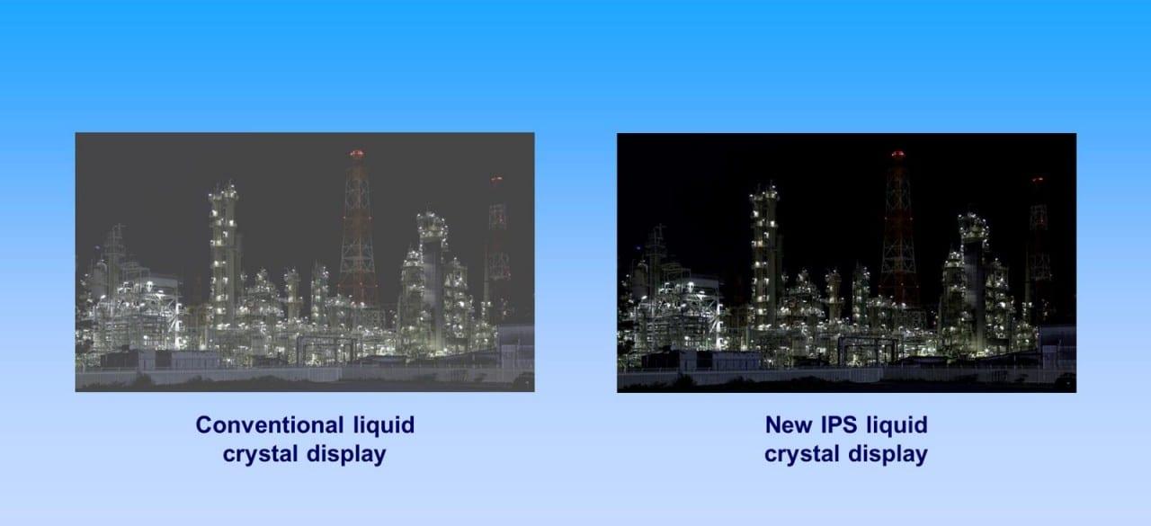 Panasonic IPS Liquid Crystal Panel – τα Next Gen IPS LCD έχουν το μαύρο των OLED;
