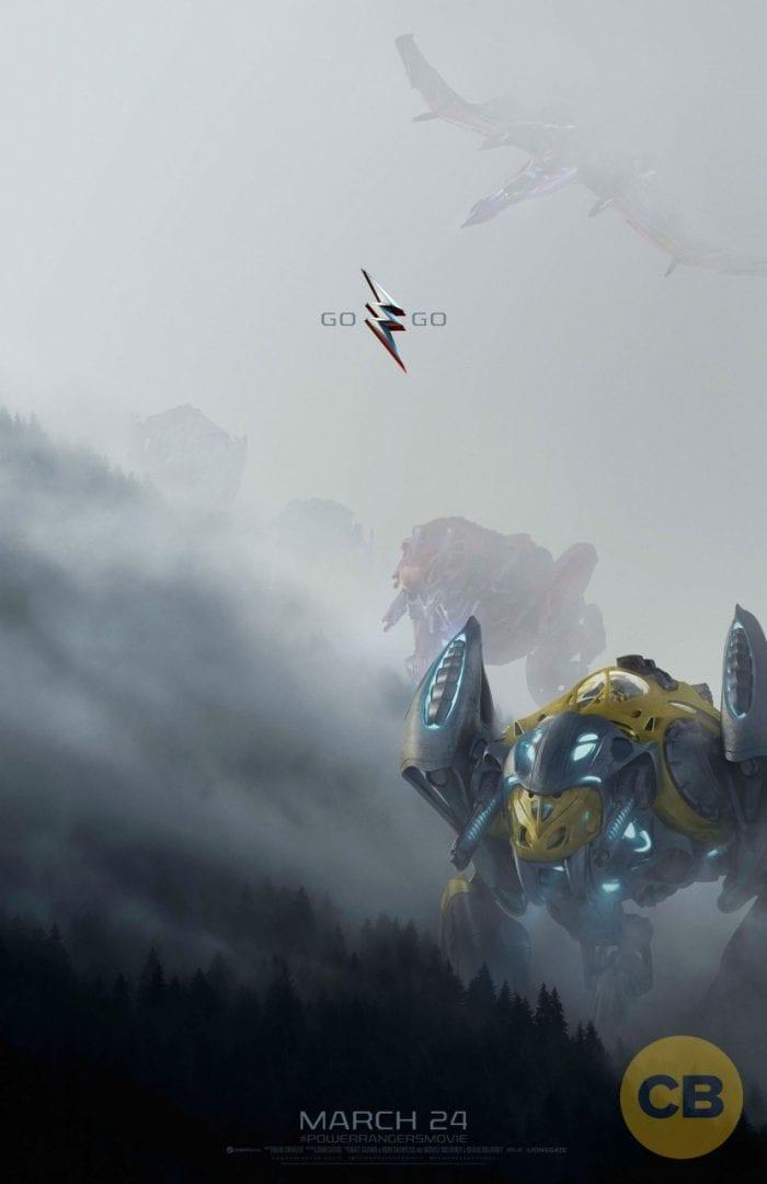 'Power Rangers' Poster