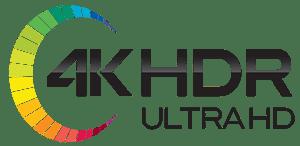 Νέο Logo για τις τηλεοράσεις 4K HDR Ultra HD
