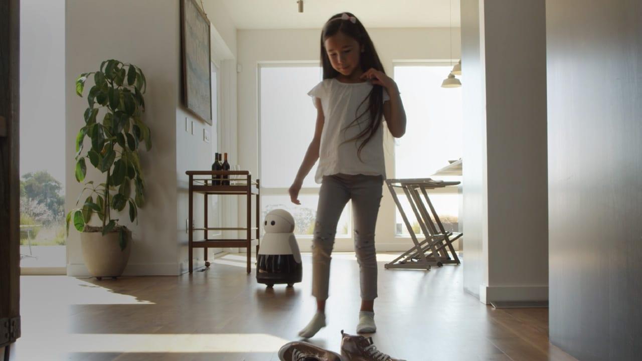 Kuri Home Robot