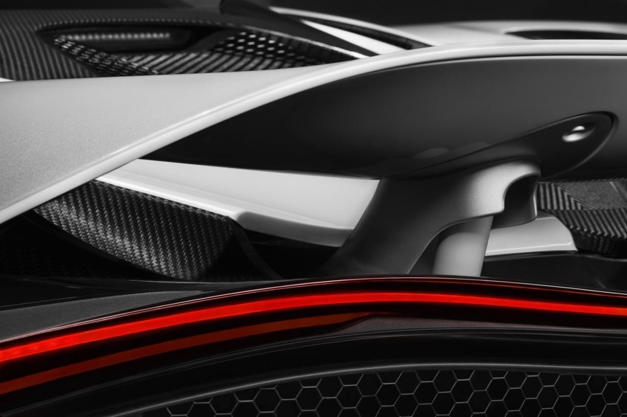 McLaren P14 Supercar