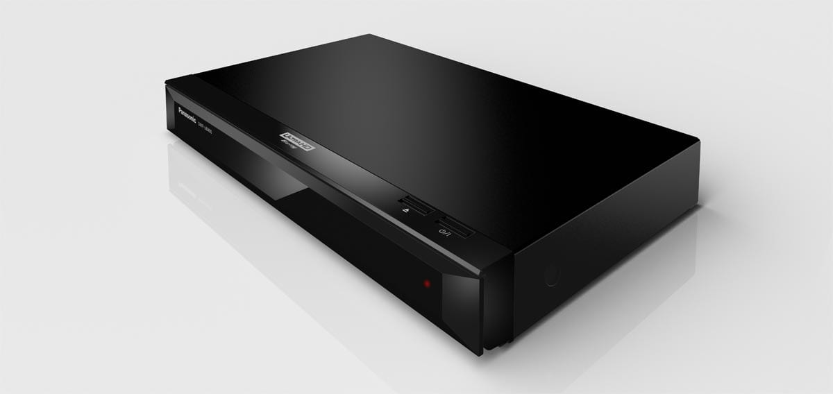 CES 2017 – Τρία νέα Panasonic UHD Blu-ray players