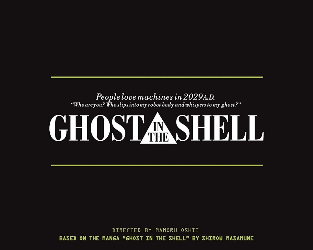 Ghost in the Shell Trailer #2
