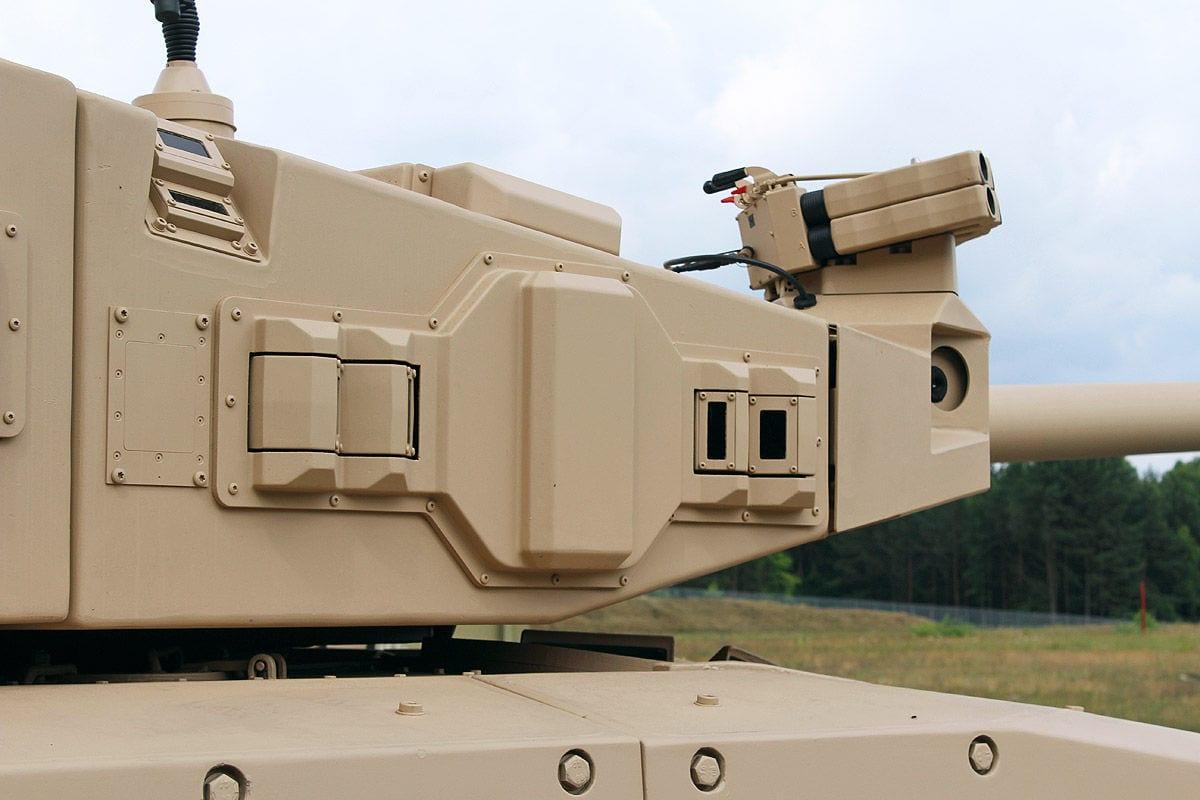 Rheinmetall Leopard Advanced Technology Demonstrator