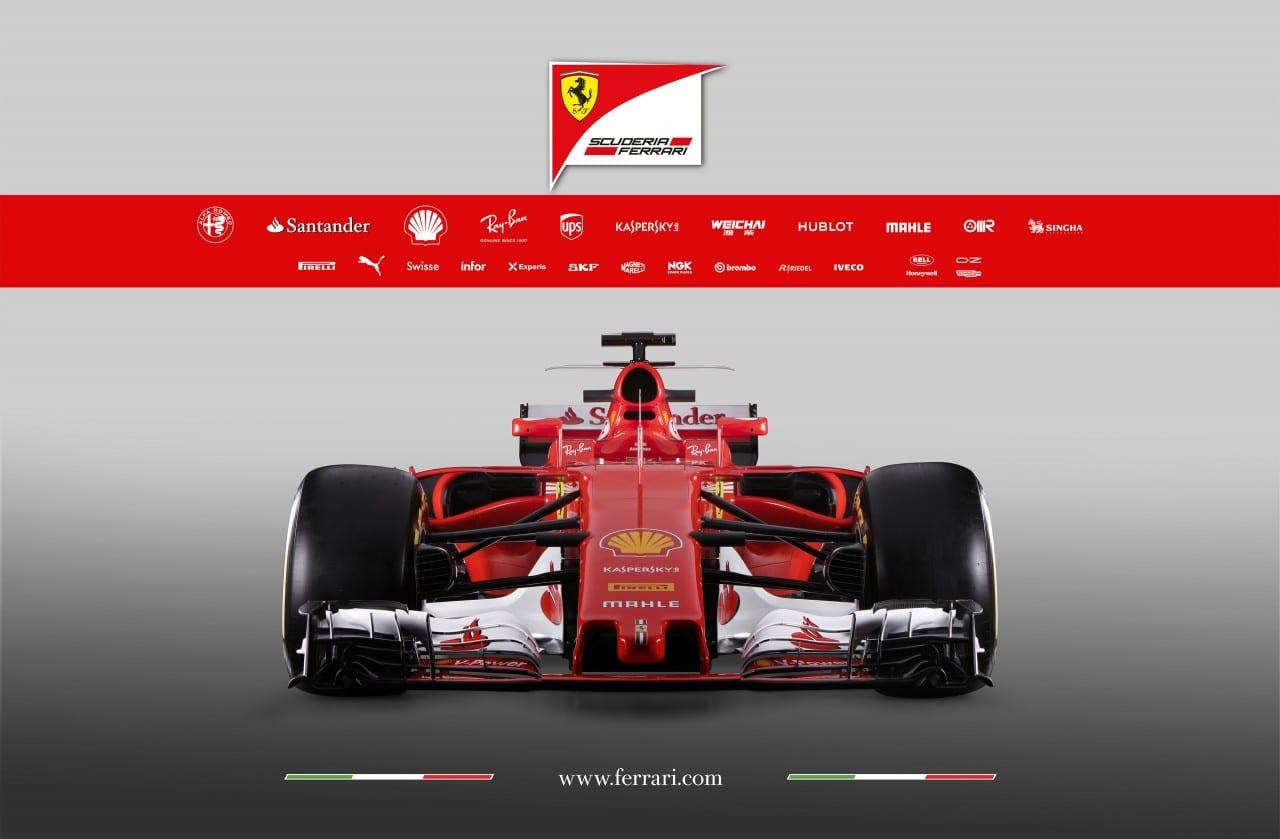 Formula 1 2017 – Ferrari SF70H