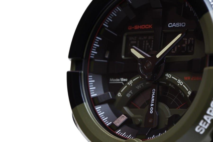 Chari & Co + Casio G-SHOCK GA-500K