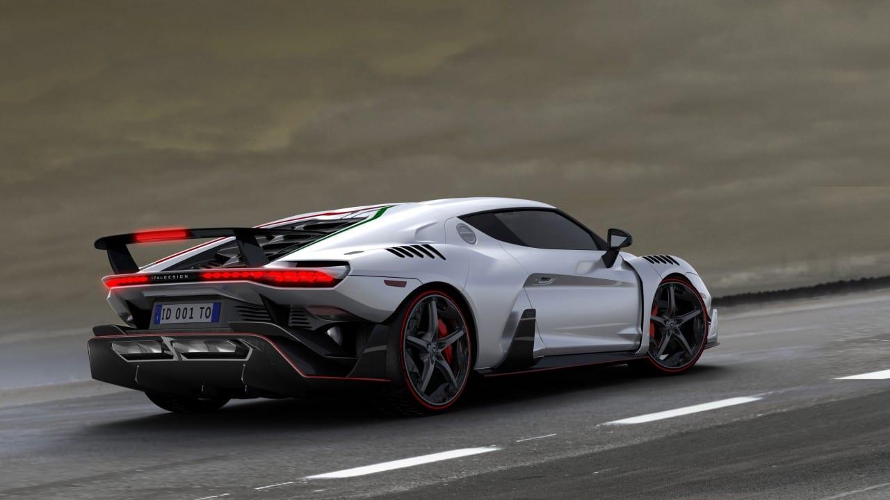 Italdesign Carbon Lamborghini Huracans