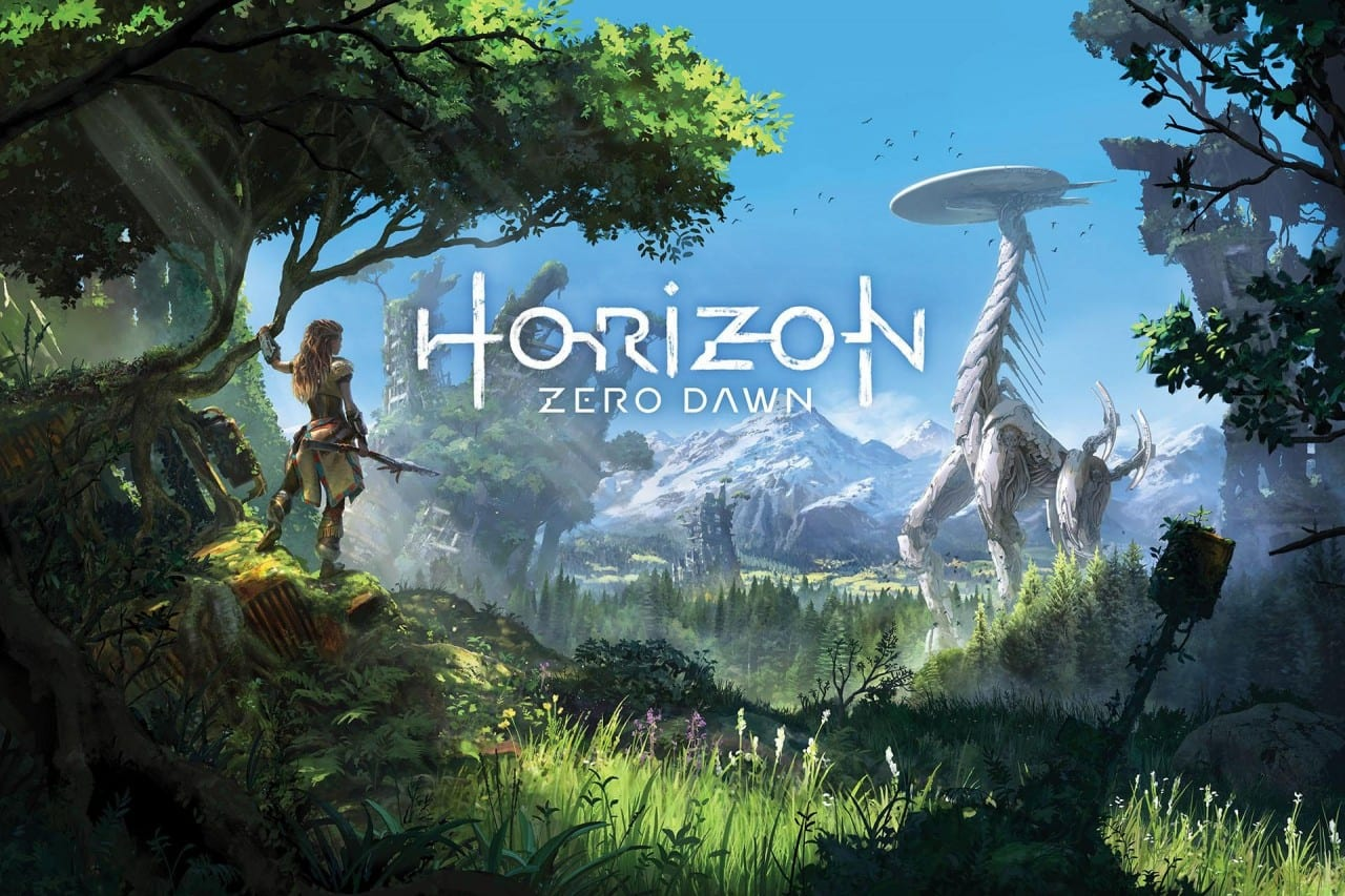 Horizon Zero Dawn PS4 – The Hero: Aloy