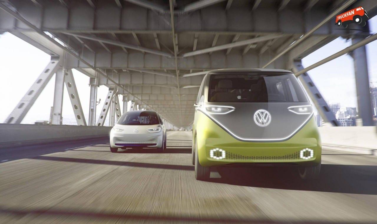Volkswagen I.D. Familly