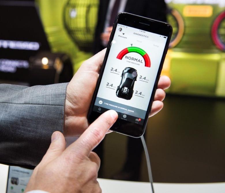Pirelli Connesso Smart Tire