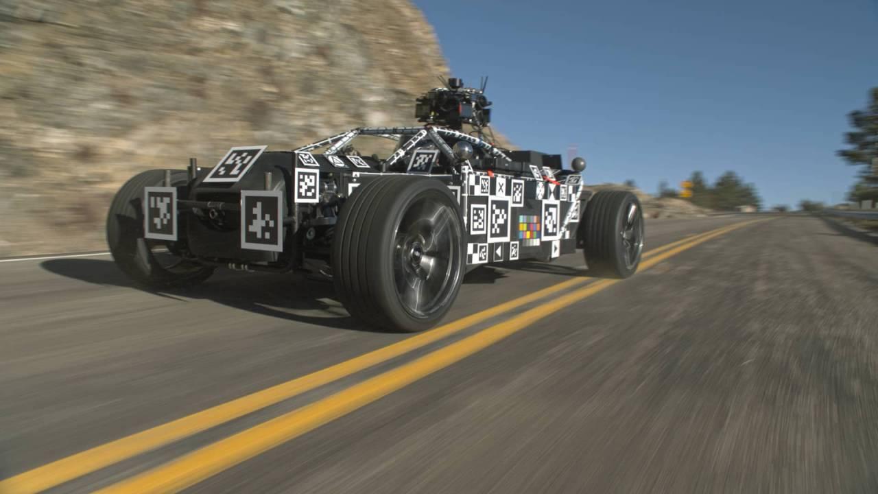 Chevrolet 'The Human Race'