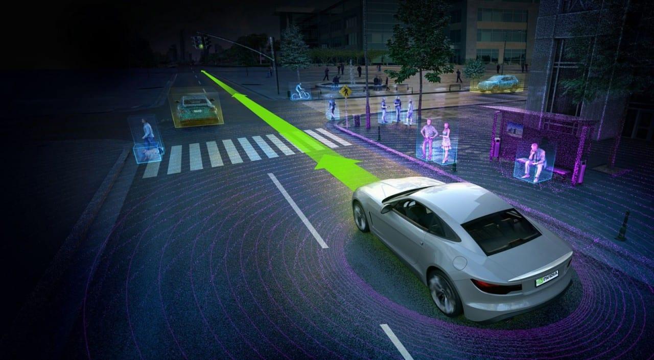 Nvidia + Bosch για Αυτόνομα Οχήματα
