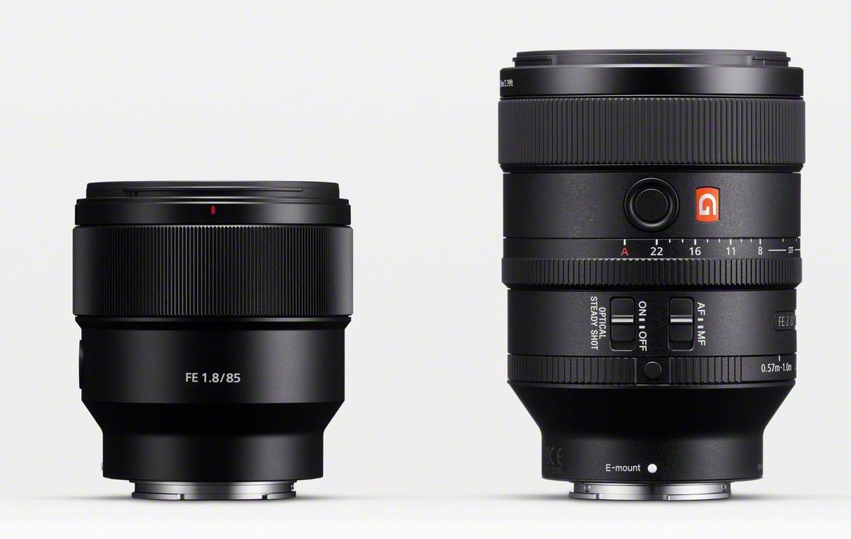 Sony FE 85mm F1.8 Vs Zeiss Batis 85mm F1.8