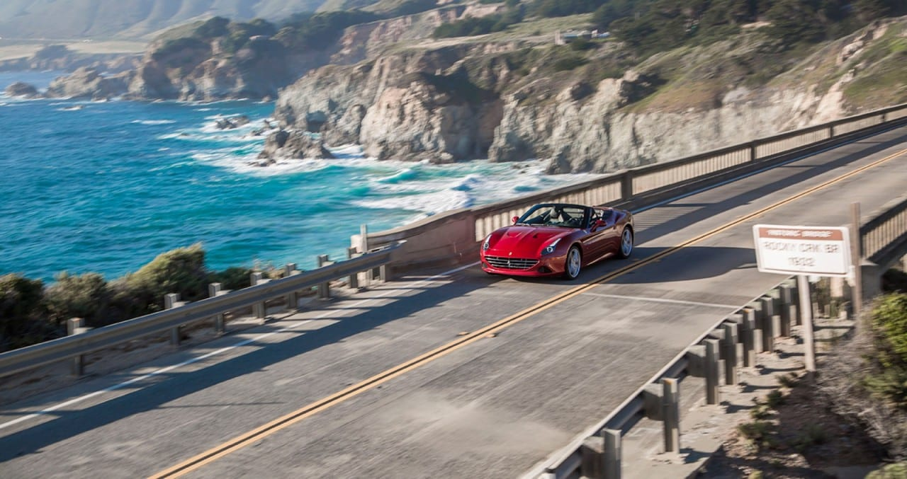 Ferrari CaliforniaT – Night into Day in Australia