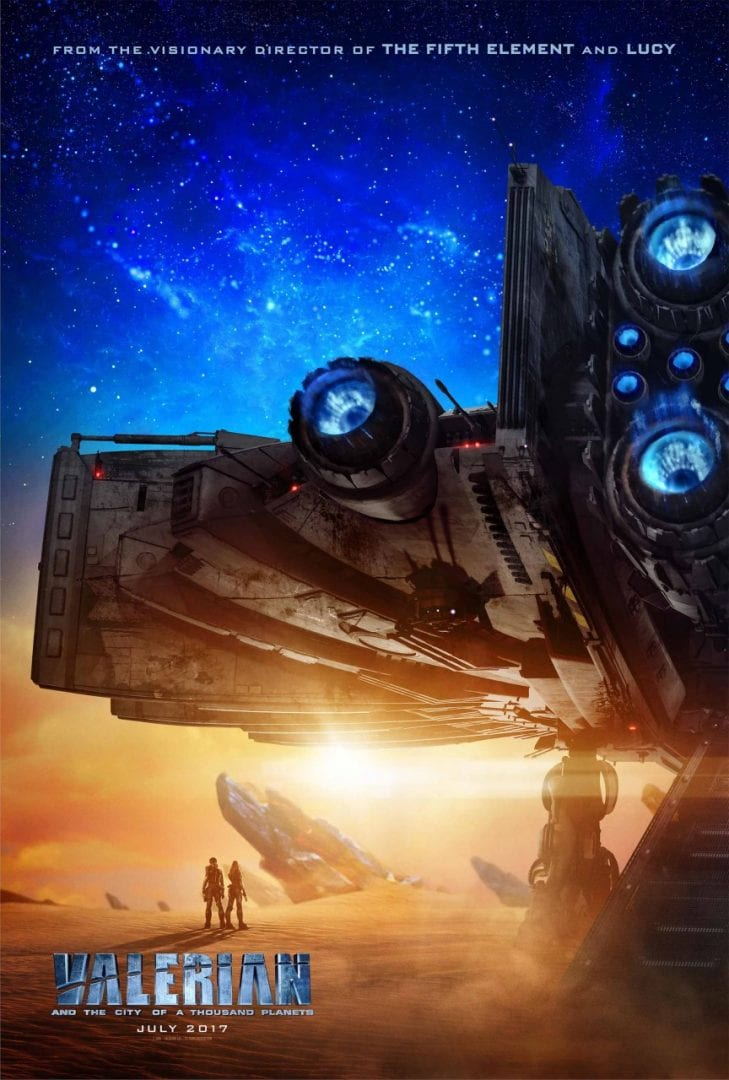 Valerian and the City of a Thousand Planets – Sneak Peek #1