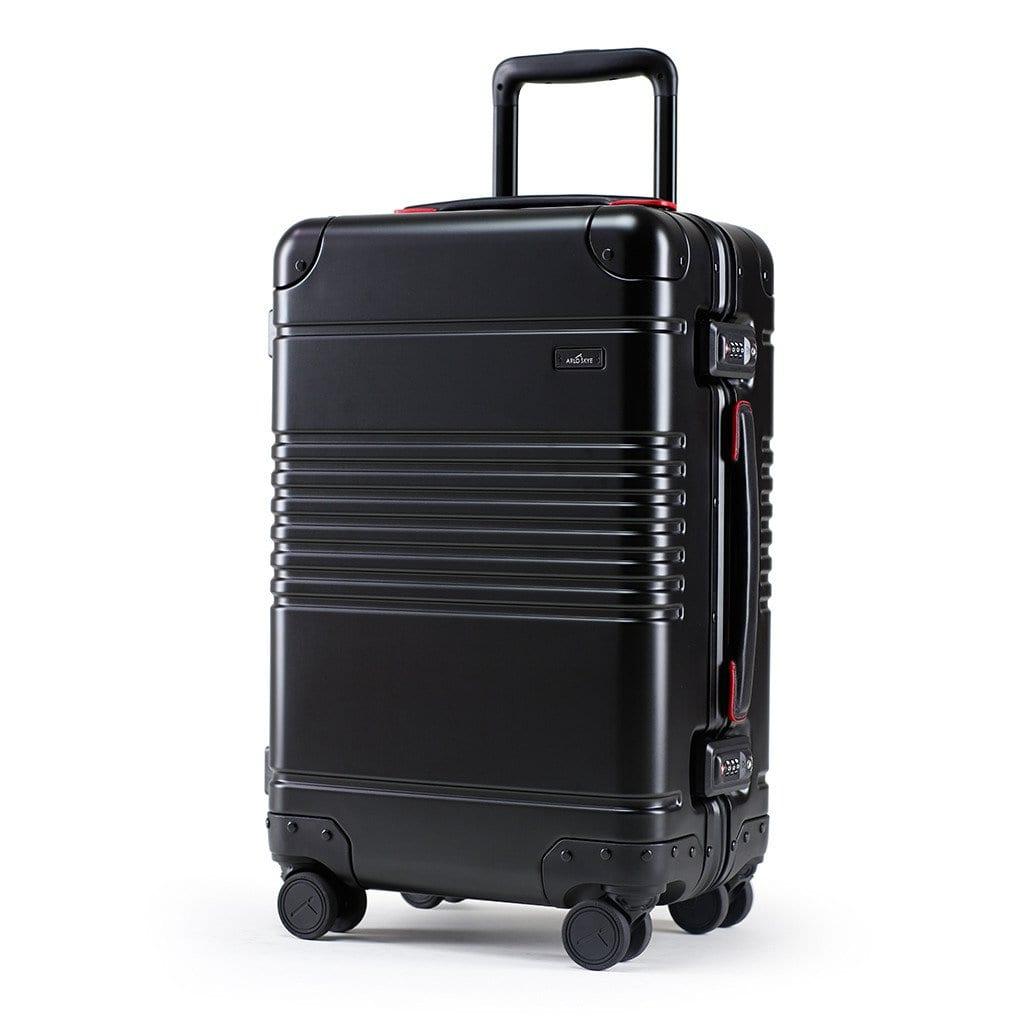 Audi + Arlo Skye Sleek Aluminum Briefcase