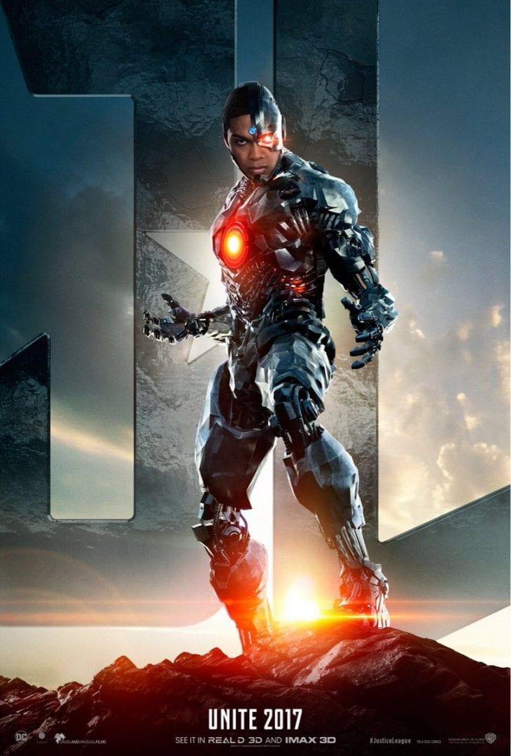 Cyborg 'Justice League' – Trailer Teaser