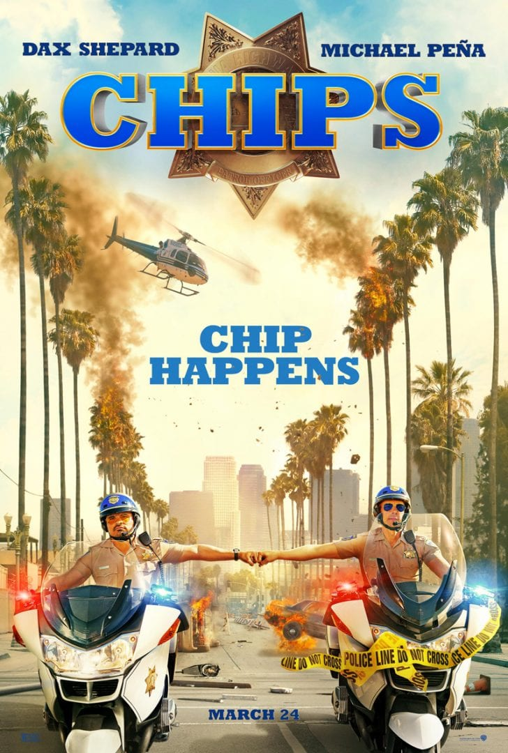 CHIPS – Official Red Band Trailer
