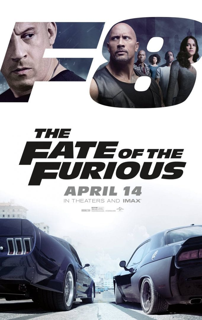 The Fate of the Furious Trailer #2