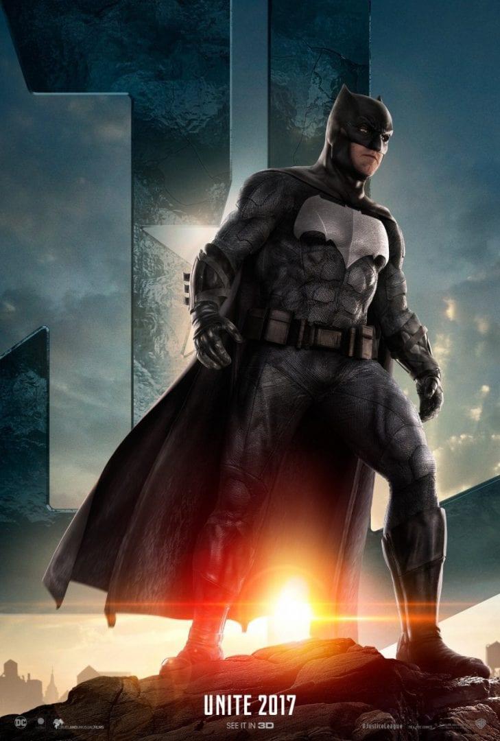 Batman 'Justice League' – Trailer Teaser