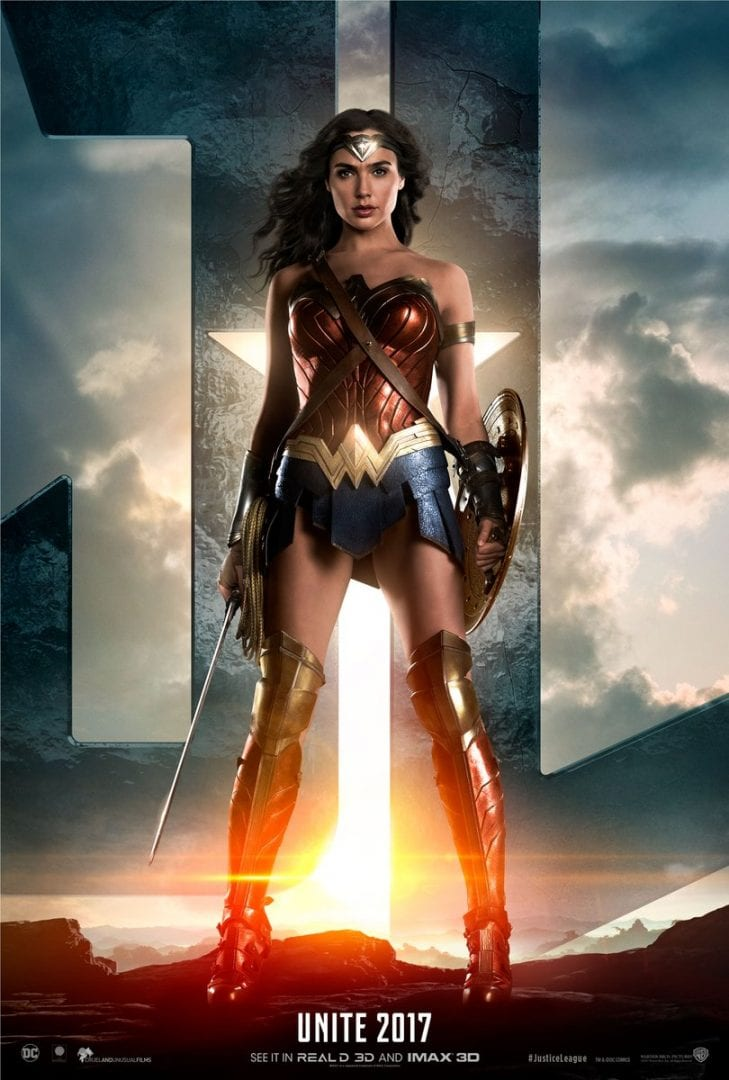 Wonder Woman 'Justice League' – Trailer Teaser