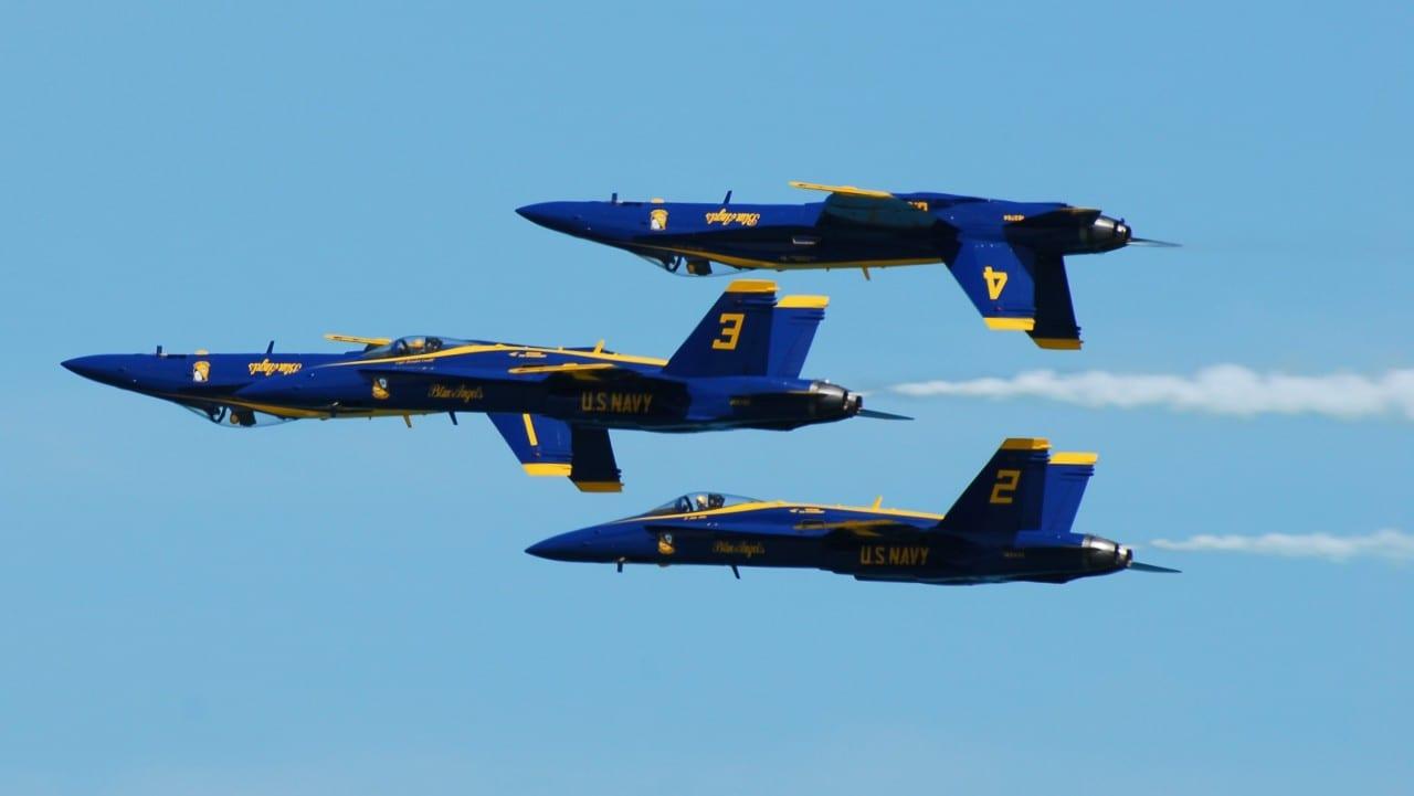 Απίστευτη αλλαγή – με F-47 Drone οι Blue Angels