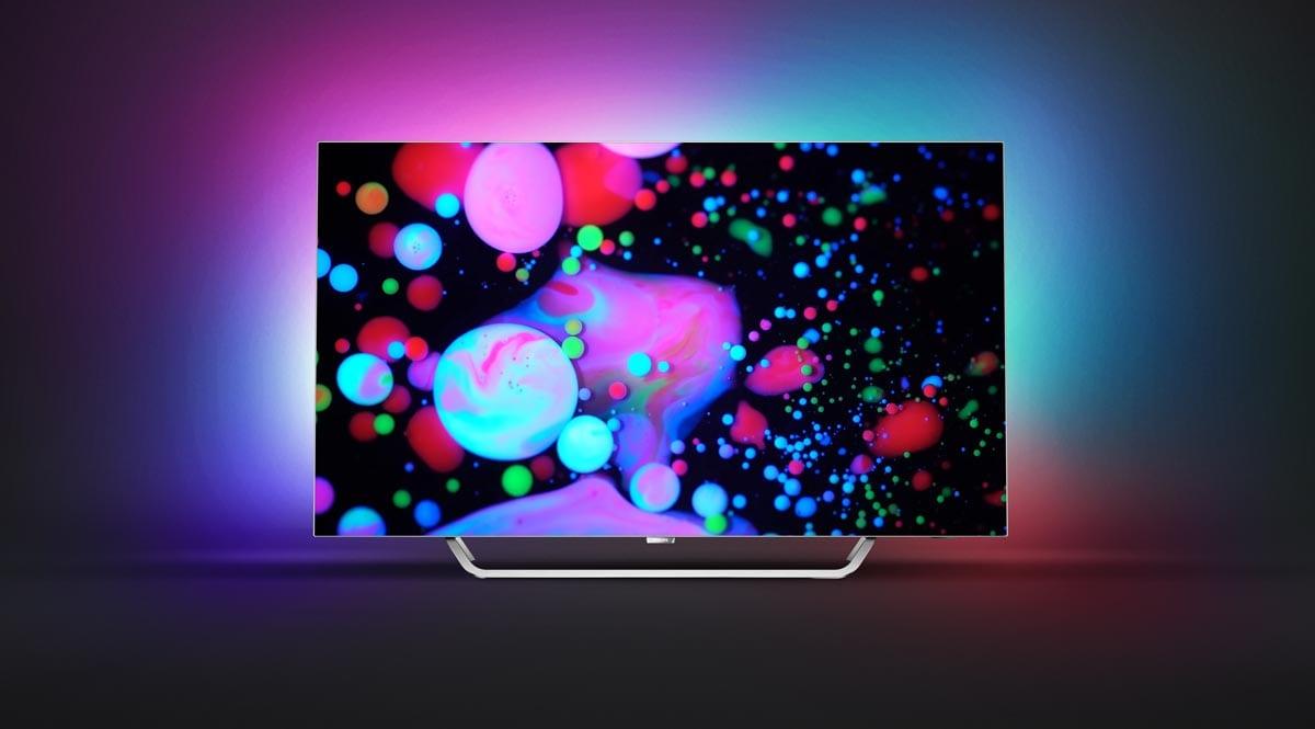 Η ναυαρχίδα Philips 2nd Gen OLED TV