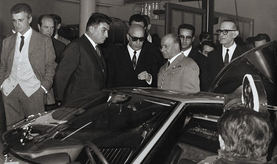 a biography of ferruccio lamborghini Ferruccio lamborghini [when a customer asked to look inside the engine lid of a prototype that was not a real car] that idiot has lost the keys - yes that's him over there with the white coat i was much younger then and i was a good a reasonable driver.