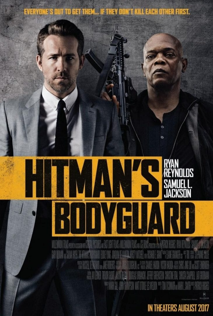 The Hitman's Bodyguard – trailer #1