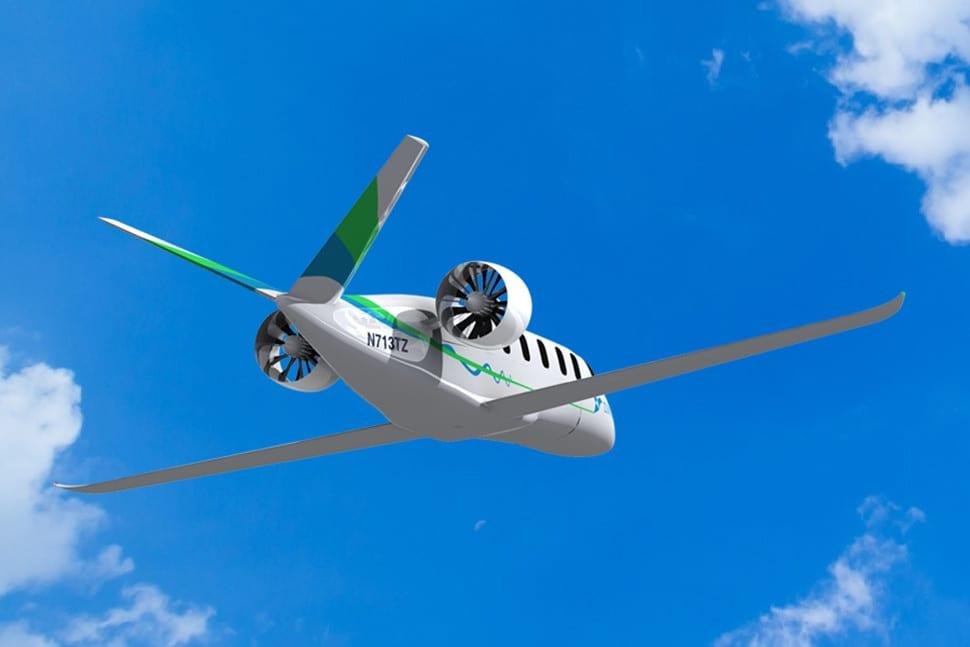 Η επέλαση των Small Electric Jet