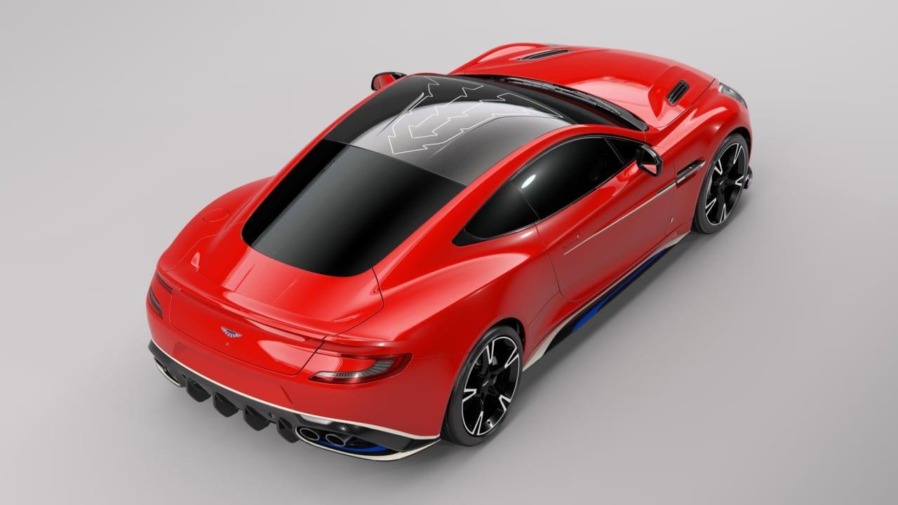 Aston Martin Red Arrows Edition