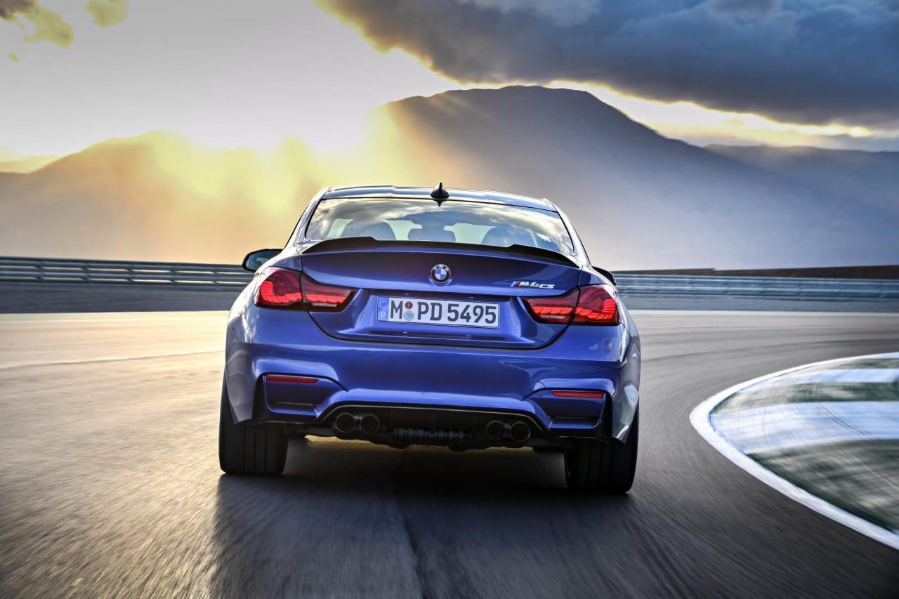 BMW M4 CS Limited Edition