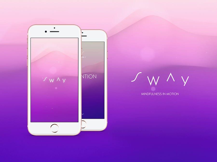 Sway Interactive Meditation Application