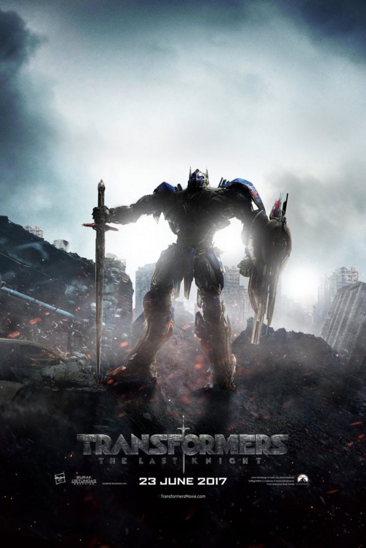 Transformers: The Last Knight – 3D Making IMAX Featurette Trailer